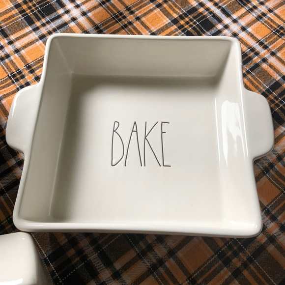 Other - Rae Dunn square Bake dish
